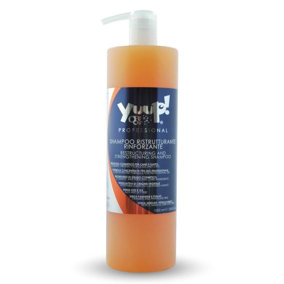Yuup!® Professionelles restrukturierendes Aufbau-Shampoo