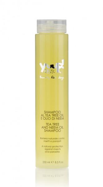 Yuup!® Hundeshampoo mit Teebaumöl und Neemöl