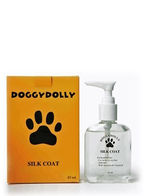 "Doggydolly® Fellpflege ""Silk Coat"" - 85 ml"