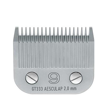 Aesculap® SnapOn Scherkopf #9 * Schnittlänge 2 mm