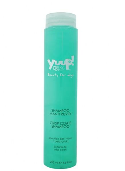 Yuup!® Volumen Hundeshampoo für krauses und raues Fell