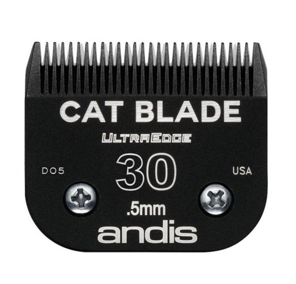 Andis® UltraEdge SnapOn Katzenscherkopf N°30 * Schnittlänge 0,5 mm