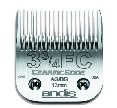 Andis® CeramicEdge SnapOn Scherkopf N°3¾FC * Schnittlänge 13 mm