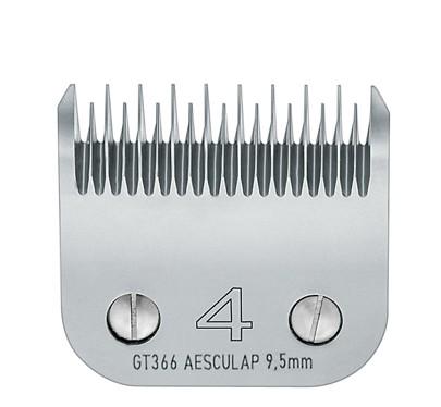 Aesculap® SnapOn Scherkopf #4 * Schnittlänge 9,5 mm (grob)
