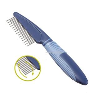 Camon® Griffkamm mit 29 abwechselnd langen & kurzen Zähnen
