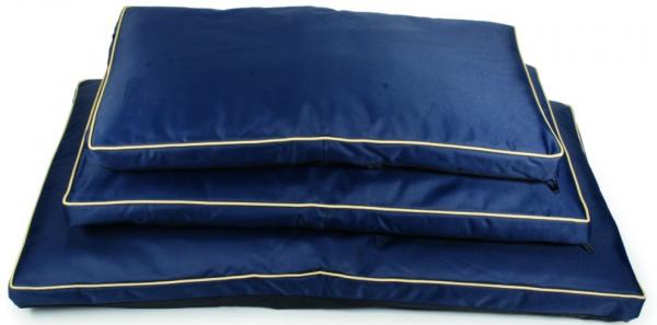 """Camon® wasserabweisendes Hundekissen """"Luxury Extreme"""" - blau"""