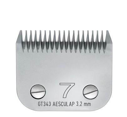 Aesculap® SnapOn Scherkopf #7 * Schnittlänge 3,2 mm (grob)