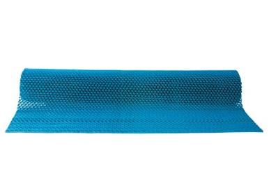 IdealDog® Rutschfeste Abtropfmatte für Badewanne - 100 x 120 cm