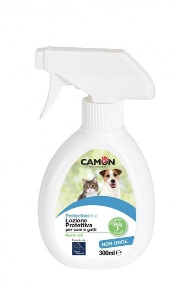 "Camon® ""Orme Naturali"" Neemöl Fell- und Hautpflegespray für Hunde - 300 ml"