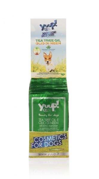 Yuup!® Neemöl-Feuchttücher (Einzelpackung)