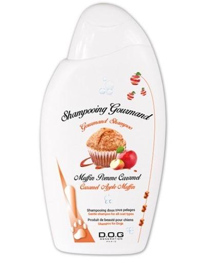 Dog Generation® Hundeshampoo mit Karamell-Muffin-Duft