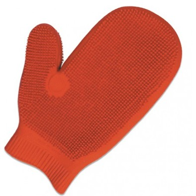 Doogy® Fellpflege-Handschuh / Hunde-Badehandschuh aus Latex