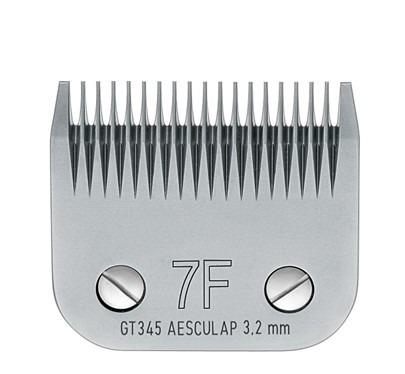 Aesculap® SnapOn Scherkopf #7F * Schnittlänge 3,2 mm