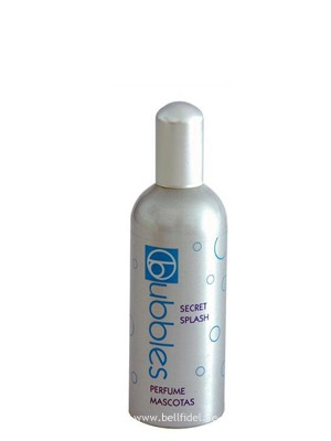 "Bubbles® Hundeparfüm ""Secret Splash"" - 150 ml"
