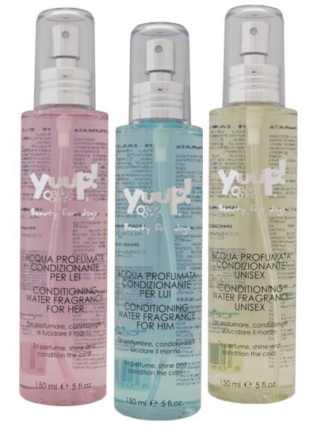Yuup!® Pflegendes Duftwasser für Hundefell