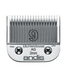 Andis® UltraEdge SnapOn Scherkopf N°9 * Schnittlänge 2 mm